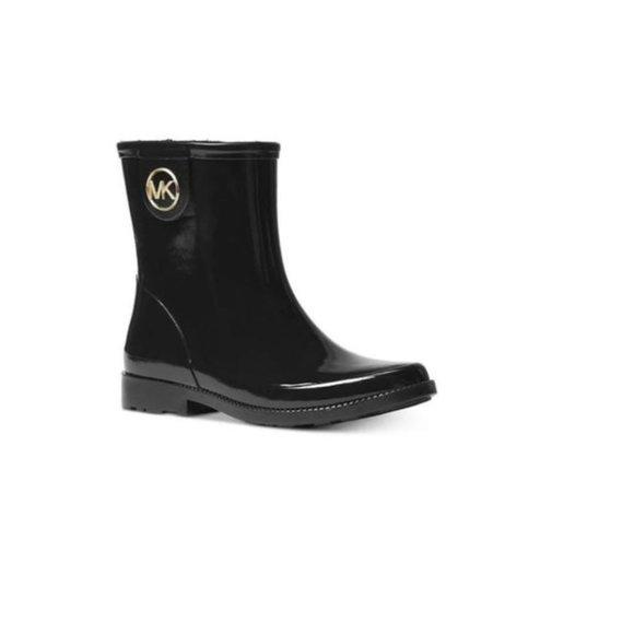 michael michael kors benji rain boots